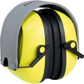 honeywell verishield™ folding ear muffs, 27 db, hi-visibility Honeywell Verishield™ Folding Ear Muffs, 27 dB, Hi-Visibility