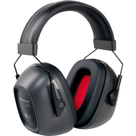 honeywell verishield™ 1035108-vs 100 passive earmuffs, over the head, black, nrr 30 Honeywell VeriShield™ 1035108-VS 100 Passive Earmuffs, Over The Head, Black, NRR 30