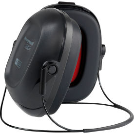 honeywell verishield™ behind-the-neck ear muffs, 22 db, black Honeywell Verishield™ Behind-The-Neck Ear Muffs, 22 dB, Black
