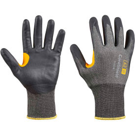 CoreShield® 22-7518B/6XS Cut Resistant Gloves, Nitrile Micro-Foam Coating, A2/B, Size 6