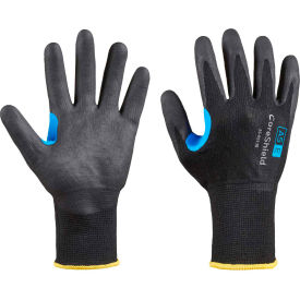 CoreShield® 25-0513B/10XL Cut Resistant Gloves, Nitrile Micro-Foam Coating, A5/E, Size 10
