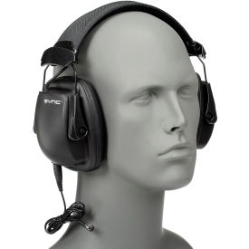 1030110 Howard Leight; 1030110 Sync Stereo Earmuff with Audio Input Jack, NRR 25