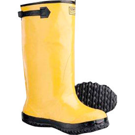 comfitwear® slush boots, size 9, rubber, yellow, 1-pair ComfitWear® Slush Boots, Size 9, Rubber, Yellow, 1-Pair