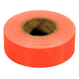 flagging tape-150-glo-red