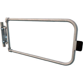 "SGNA500GV Kee Safety SGNA500GV Universal Self-Closing Safety Gate, 15"" - 44"" Length, Galvanized"
