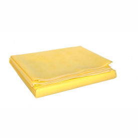 kemp emergency blanket, yellow, 10-602 Kemp Emergency Blanket, Yellow, 10-602