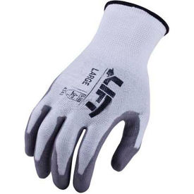 GSL-12WS Lift Safety Cut Resistant Staryarn Polyurethane Latex Glove, Small, GSL-12WS