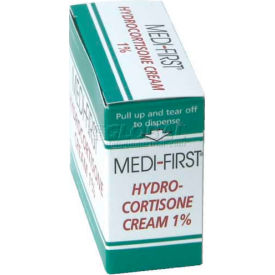21173 Hydrocortisone Cream 1%, 1g Foil Pack, 25/Box