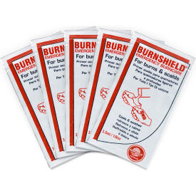 44669 BurnAid; Burn Treatment, Unit Dose Packet, 5/Bag