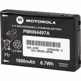PMNN4497 Lithium Ion Battery For Motorola CLS Series