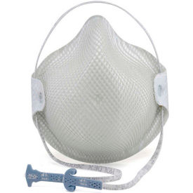 2600N95 Moldex 2600N95 2600 Series N95 Particulate Respirators with HandyStrap;, M/L, 15/Box