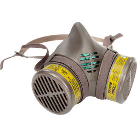 8603 Moldex 8603 8000 Series Multi-Gas/Vapor Smart; Cartridge Assembled Respirator, Large, 1/Pack
