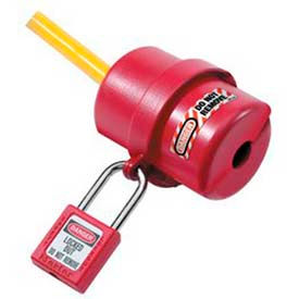 487 Master Lock; Rotating Electrical Plug Lockout, 487