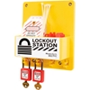 S1720E410 Master Lock; Compact Lockout Center, Circuit Breaker Lockout, S1720E410