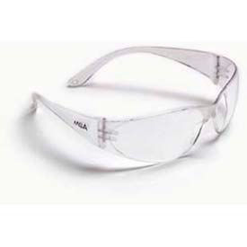 10006315 Close-Fitting Clear Safety Glasses, Safety Works 10006315