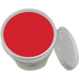 newstripe fast dry traffic striping paint, 1-gallon, red, 10000082