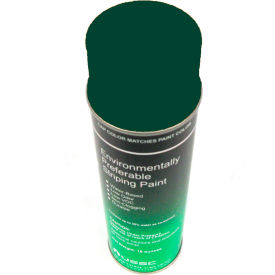 newstripe aerosol striping paint, cover-up green, 10002977