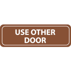 AS105 Architectural Sign - Use Other Door