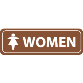 AS34 Architectural Sign - Women