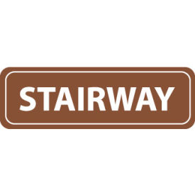 AS65 Architectural Sign - Stairway