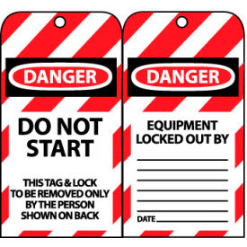 LOTAG14 Lockout Tags - Do Not Start