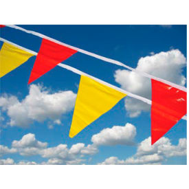 pennant flags - red Pennant Flags - Red
