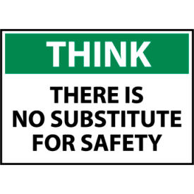 think osha 10x14 aluminum - there is no substitute for safety Think Osha 10x14 Aluminum - There Is No Substitute for Safety