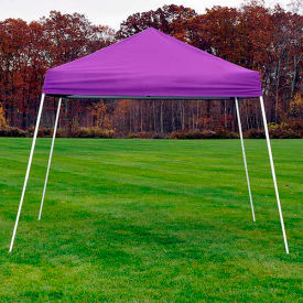 shelterlogic 22702 pop-up canopy-sports series, slant leg, 10 x 10, purple ShelterLogic 22702 Pop-up Canopy-Sports Series, Slant Leg, 10 x 10, Purple
