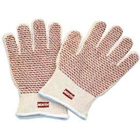 51/7147 North;Grip-N; Hot Mill Glove, Nitrile N-Pattern , Knit Wrist, 51/7147, 12-Pair