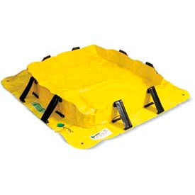 5740-YE ENPAC; Stinger Yellow Jacket; Containment Berm, Fuel & Chemical Resistant, 10 X 8 X 8""
