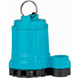 little giant 10ec-cia-sfs 1/2 hp automatic submersible cast iron with plastic base sump pump Little Giant 10EC-CIA-SFS 1/2 HP Automatic Submersible Cast Iron with Plastic Base Sump Pump