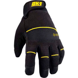occunomix ok-ig200-b-13 winter protection glove black, m Occunomix OK-IG200-B-13 Winter Protection Glove Black, M