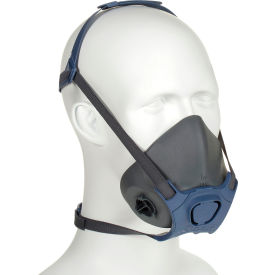 moldex 7002 7000 series half mask respirator + 7940 p100 filter disk, medium Moldex 7002 7000 Series Half Mask Respirator + 7940 P100 Filter Disk, Medium