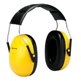 peltor™ optime™ 98 earmuffs, over-the-head, h9a, 1/each Peltor™ Optime™ 98 Earmuffs, Over-The-Head, H9A, 1/Each