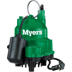 MDC50V1 Myers MDC Series 1/2 HP Cast Iron Sump Pump