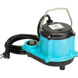 506158 Little Giant 506158 6-CIA Submersible Sump Pump - 8L Cord