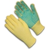 08-K300PD/XL PIP Kut-Gard; Kevlar; Gloves, 100% Kevlar;, Medium Weight, PVC Dots One Side, XL, 1DZ