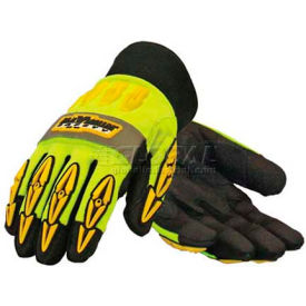 pip maximum safety® mad max thermo, professional workmans glove, black, xl PIP Maximum Safety® Mad Max Thermo, Professional Workmans Glove, Black, XL