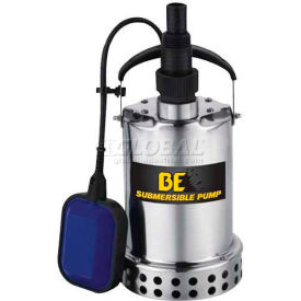 SP-750TD Be Pressure SP-750TD Submersible Pump, 3/4 HP Top Discharge