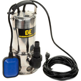 ST-900SD Be Pressure ST-900SD Submersible Pump, 1-1/4 HP Side Discharge
