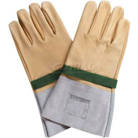 BC.110VSE Facom; Leather Safety OverGloves - Size 10
