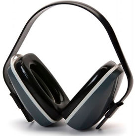 pyramex® earmuff, over-the-head, nrr 22db, pm2010, each Pyramex® Earmuff, Over-The-Head, NRR 22dB, PM2010, Each