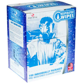 radians® rw-100 respirator cleaning wipes, 100/box Radians® RW-100 Respirator Cleaning Wipes, 100/Box