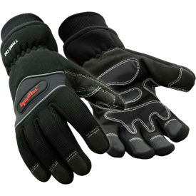 insulated high dexterity glove, black - large Insulated High Dexterity Glove, Black - Large