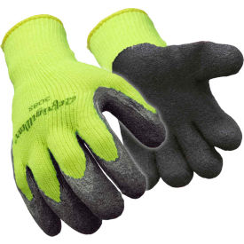 hivis™ thermal ergogrip glove, hivis lime-yellow - medium HiVis™ Thermal ErgoGrip Glove, HiVis Lime-Yellow - Medium