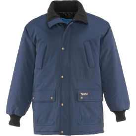 chillbreaker™ parka regular, navy - large ChillBreaker™ Parka Regular, Navy - Large