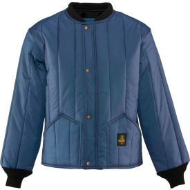 cooler wear jacket regular, navy - medium Cooler Wear Jacket Regular, Navy - Medium