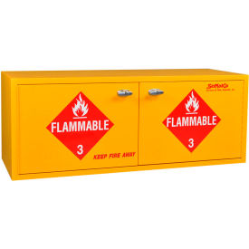 "20 gallon, stak-a-cab™ flammable cabinet, self-closing, 47""w x 18""d x 18""h 20 Gallon, Stak-a-Cab™ Flammable Cabinet, Self-Closing, 47""W x 18""D x 18""H"