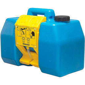 SE-4400 Speakman; GravityFlo; Gravity Operated 9 Gallon Portable Eyewash SE-4400, Blue/Yellow