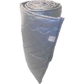 "singer safety 15012148 qfm single faced quilted - unbound bulk roll wall panel,4w x 50l x 1"" thick Singer Safety 15012148 QFM Single Faced Quilted - Unbound Bulk Roll Wall Panel,4W x 50L x 1"" Thick"